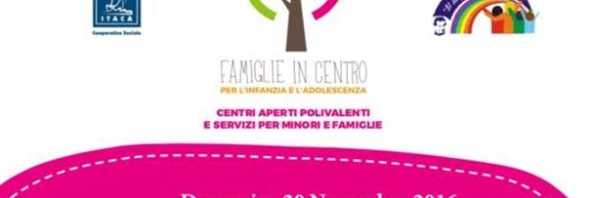 Centro aperto polivalente, domenica 20 novembre l'inaugurazione a Gioia del Colle