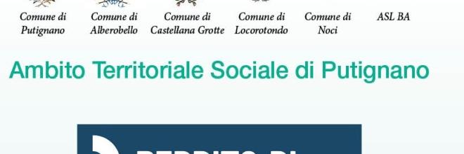 RdC, ecco la brochure informativa dell'Ambito di Putignano